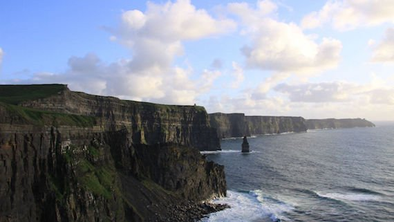 mother cliffs