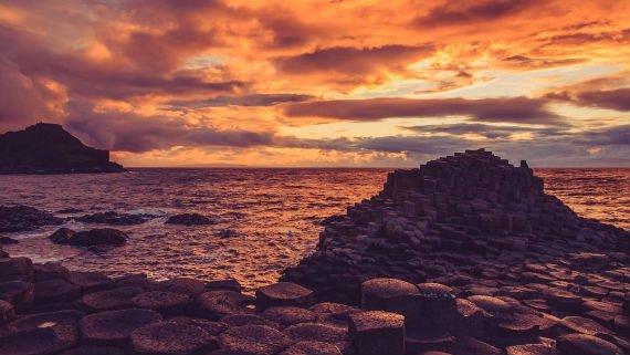 Details_causeway sunset