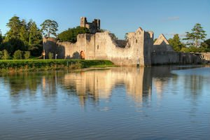 The Ruins of Adare Castle