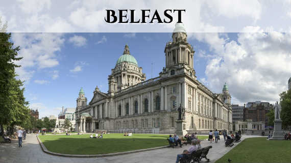belfast ireland tours