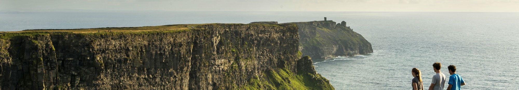 Cliffs of Moher, the Burren and Galway Tour from Dublin