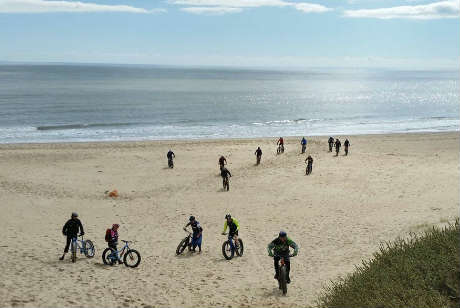 BRITTAS BAY HALF DAY BIKE TRIP