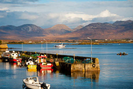 CONNEMARA DAY TOUR FROM GALWAY