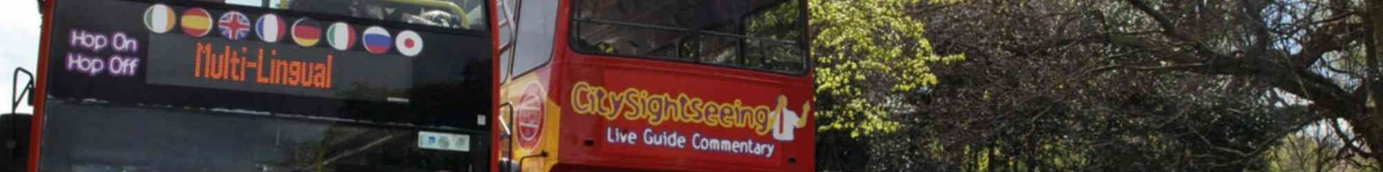 City Sightseeing Dublin Hop-on-Hop-off (24 hours)