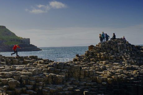 Giants Causeway and Rope Bridge tour from Dublin