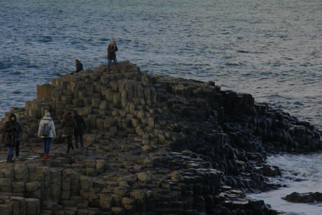giants causeway from belfast