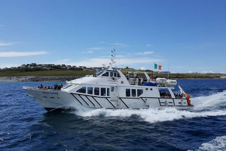 INIS MOR AND CLIFFS FERRY COMBINED TICKET