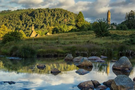 glendalough wicklow from dublin