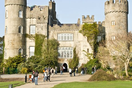 Howth Village walking tour & Malahide Castle Tour