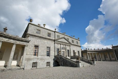 RUSSBOROUGH HOUSE