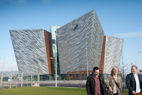 titanic and causeway tour from belfast