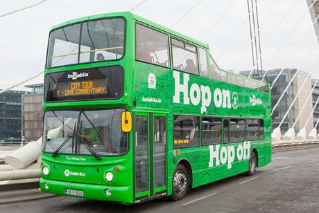 hop on hop off dublin